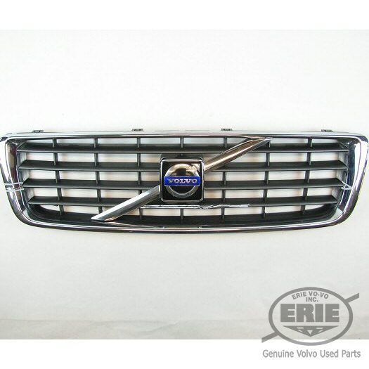 2009 Volvo Xc70 Transmission: Volvo OEM Chrome Grille For Volvo S80 2007-2009 W/out