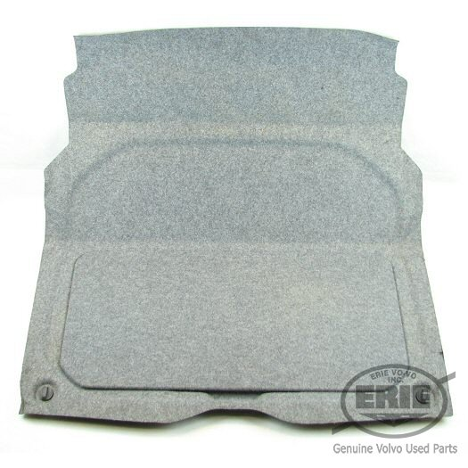 Volvo Floor Mats S60: Volvo Rear Trunk Mat With Luggage Organizer Fits Volvo S60