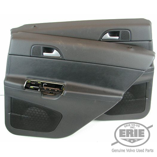 Volvo Xc90 Interior Lights Wont Turn Off: Volvo R Design Right Rear Door Trim Panels W/Silver Trim