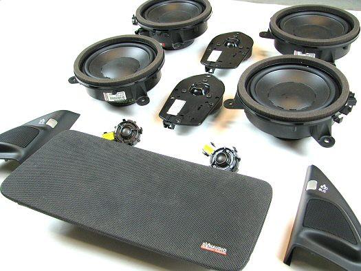 Volvo OEM Set of 11 Hi Fi Premium Dynaudio Speakers fits XC70 S80 07-11 | eBay