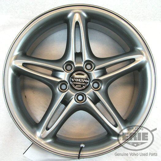 Reconditioned Volvo 17x7.5 CANISTO Alloy Rims Wheels S70