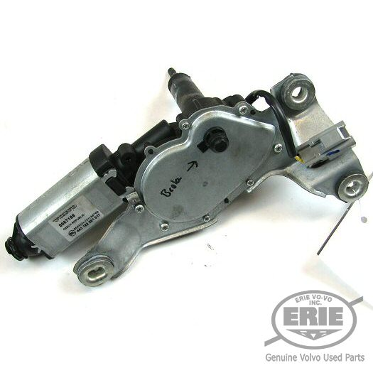 Volvo Rear Window Wiper Motor 8667188 for Volvo V70 XC70 2004 2007