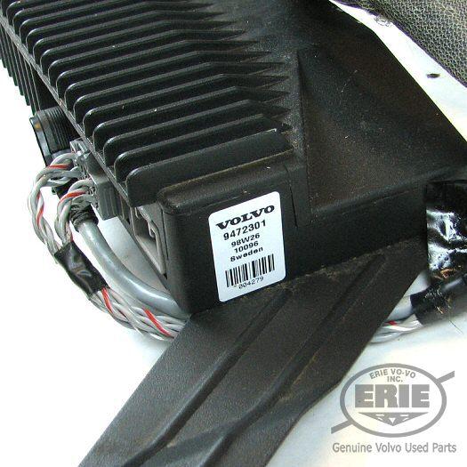 Volvo OEM 200 Watt Plug-n-Play Amplifier #9472301 W