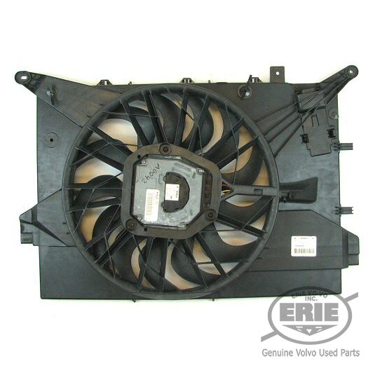 2004 Volvo S80 Transmission: Volvo Engine Radiator Cooling Fan Assembly Fits Turbo S80