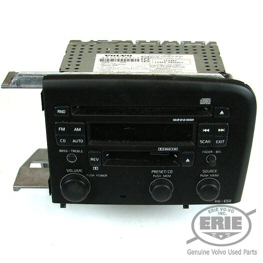 Volvo OEM HU-650 CD Player/Radio fits S80 2005-2006 | eBay