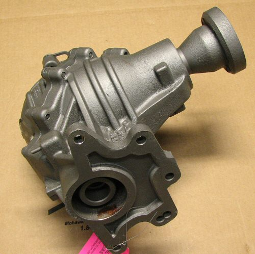 2006 Volvo V70 Transmission: [Remove Transfer Case 1999 Volvo S80]