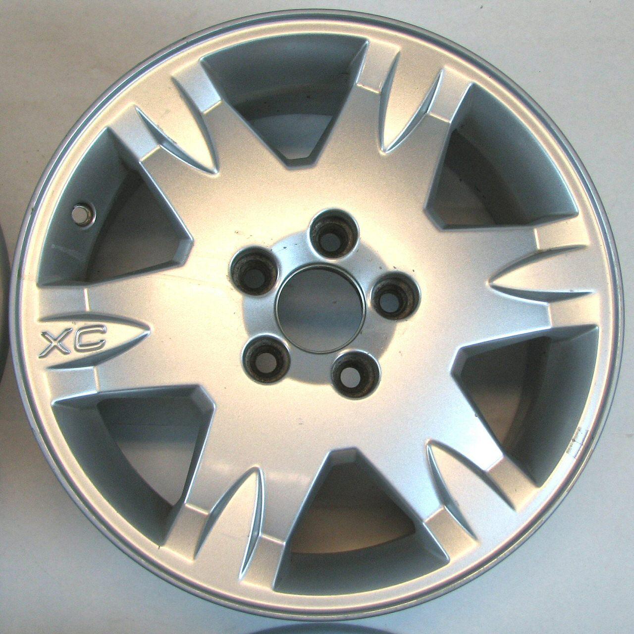 Set of 4 Volvo 16x7 Erinus Alloy Rims XC Wheels for XC70 V70 S80 S60 01 09